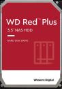 Western Digital Red Plus 4TB - 5400U/min