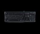 Logitech Tastatur K120 kabelgebunden
